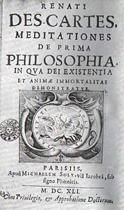 Meditationes de prima philosophia - Renatus Cartesius.jpg