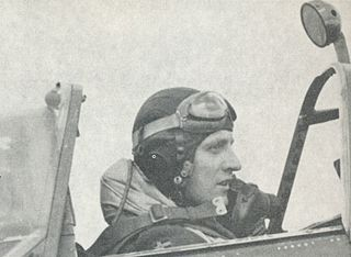 Helge Mehre Norwegian officer and pilot
