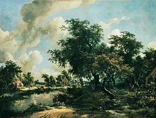 A Stormy Landscape