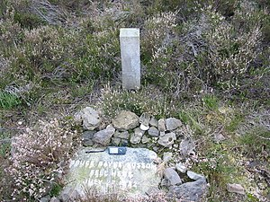Alfred Bossom - Image: Memorial to Bruce Bayne Bossom geograph.org.uk 968998