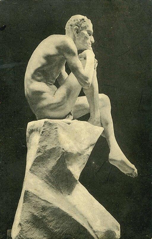 Mephistopheles by Antokolsky