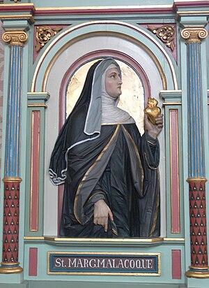 Margaret Mary Alacoque