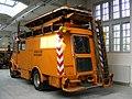 Mercedes-Benz Turmwagen (SWM - Verkehrsbetriebe) 1980 - Heck.jpg