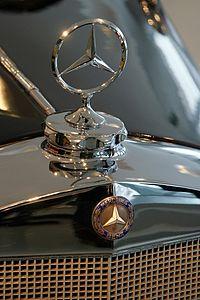 Mercedes Benz Bouchon Radiateur