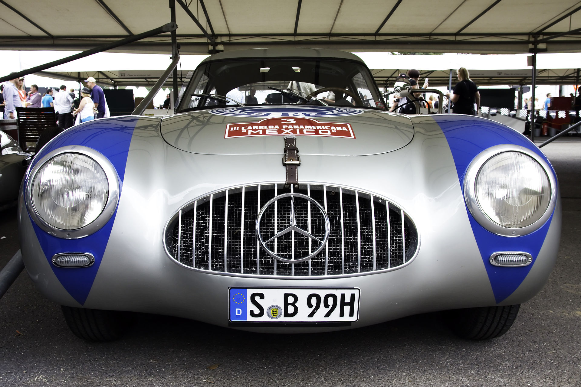 Mercedes benz classe sl wikip dia for Mercedes benz field