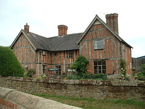 Meriden, West Midlands - Image: Meriden Moat House
