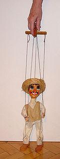 Mexicano marioneta lou