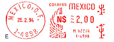 Mexico stamp type CD2E.jpg