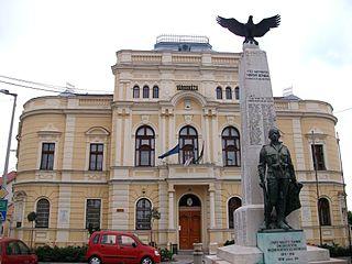 Mezőberény Town in Békés, Hungary