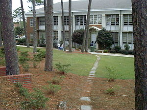 Middle Georgia College - Dillard Hall