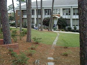 Middle Georgia College - Dillard Hall