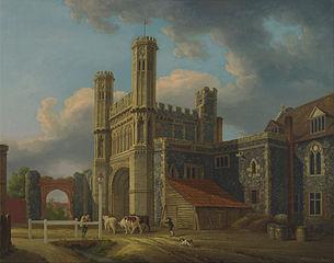 St. Augustine's Gate, Canterbury