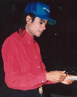 Dangerous (Michael Jackson album) - Jackson in 1988