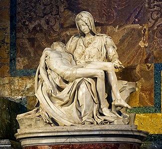 Michelangelo's Pietà