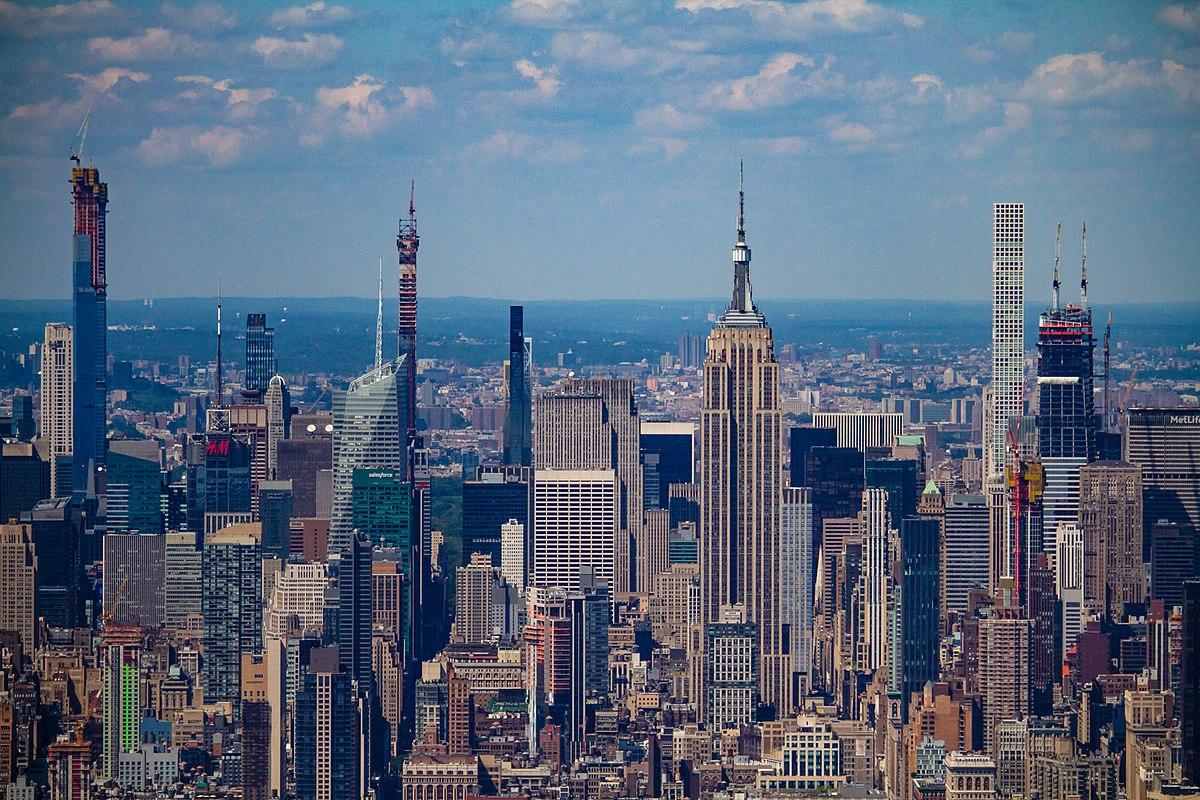 Midtown Manhattan Wikipedia