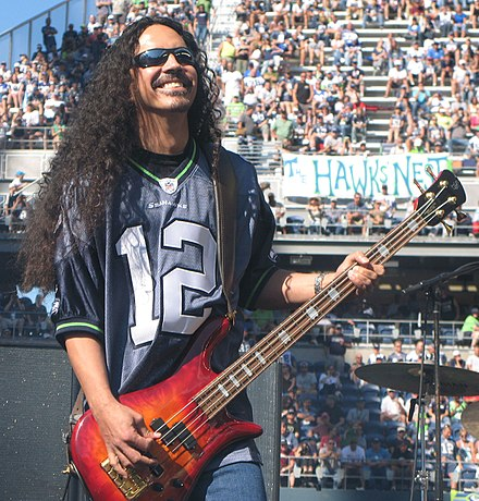 Bassist Mike Inez joined Alice in Chains in 1993 MikeInez crop lrg.jpg