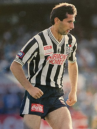 Adelaide City FC - Serbian-born defender Milan Ivanović became one of Australia's greatest defenders after arriving in Adelaide and played for the Socceroos.