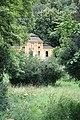 Milešov (Velemín), altán v zahradě Milešovského zámku.JPG