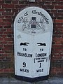 Mile Marker outside Royal Geographical Society.jpg