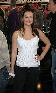 Miljuschka Witzenhausen Dutch model and actress