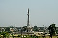 Minar-e-Pakistan Damn cruze DSC 0198a.jpg