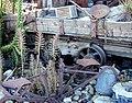 Mining Cart and Plow, MCCC 7-2012 (7551377664).jpg