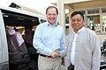 Minister Swire in Kachin State, Burma (12219797626).jpg