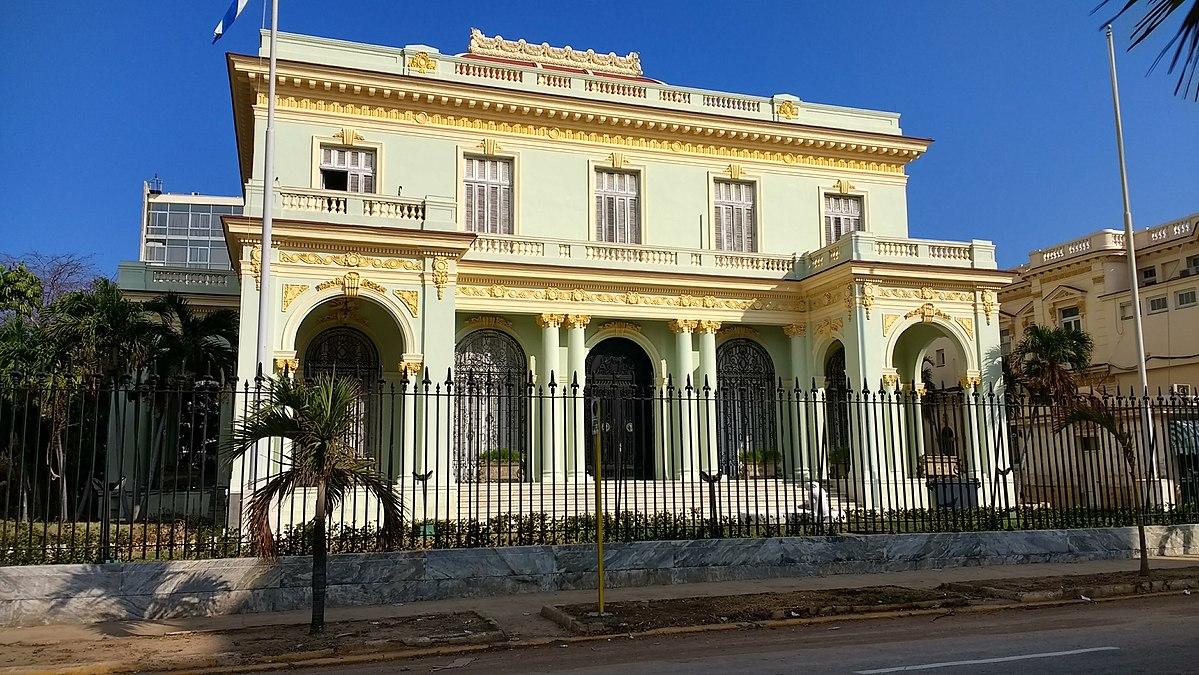 Ministerio de relaciones exteriores cuba wikipedia la for Oposiciones ministerio de exteriores
