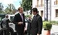 Ministro británico de Estado, Jeremy Browne, se reúne con Canciller encargado, Kintto Lucas de Ecuador (5974286333).jpg