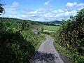 Minor road, to Dunchideock - geograph.org.uk - 1458084.jpg