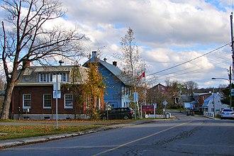 Mirabel, Quebec - Image: Mirabel St Scholastique 2