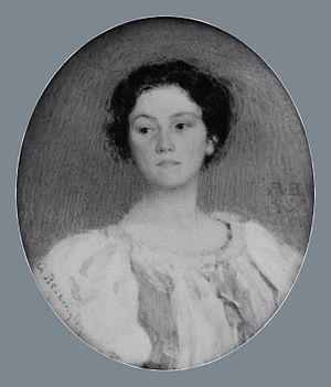 Alice Beckington - Image: Miss T. MET ap 43.63