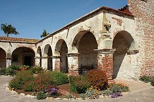 San Juan Capistrano, California - Mission San Juan Capistrano