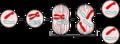 Mitos delar kromosomerna i en cellkärna..png