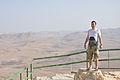 Mitzpe Ramon On top of the world 2 (7680625868).jpg