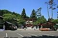 Miyagi Prefecture Gokoku Shrine Overall View 2010-06-03.JPG