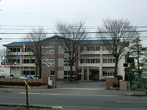 Miyakonojo Tecnical high school.JPG