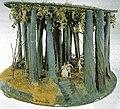 Modèle conçu par Karl Walser pour la scène tournante d'Un songe d'une nuit d'été, réalisation de Gustav Knina.jpg