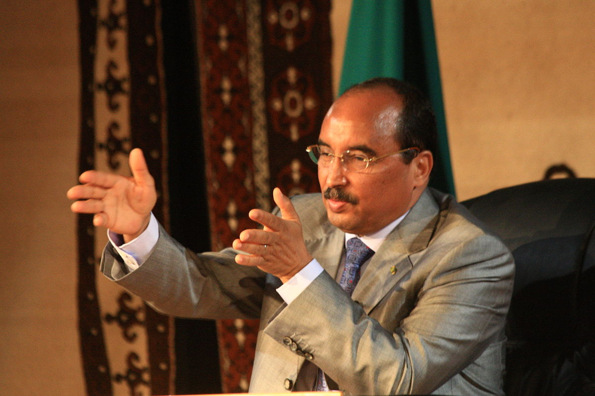 رئيس موريتان لم يقل الحقيقة كاملة