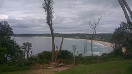 Mollymook from Bannister Head.jpg