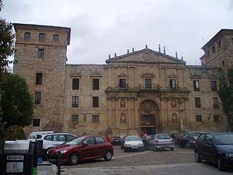 Monastery of San Salvador de Oña - San Salvador de Oña.