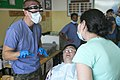 Mongolian Armed Forces, US Service Members Conduct Health Services Support Engagement 150621-M-TF269-043.jpg