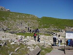 Ietas - The Greek theatre