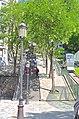 Montmartre Steps 1, Paris May 2014.jpg