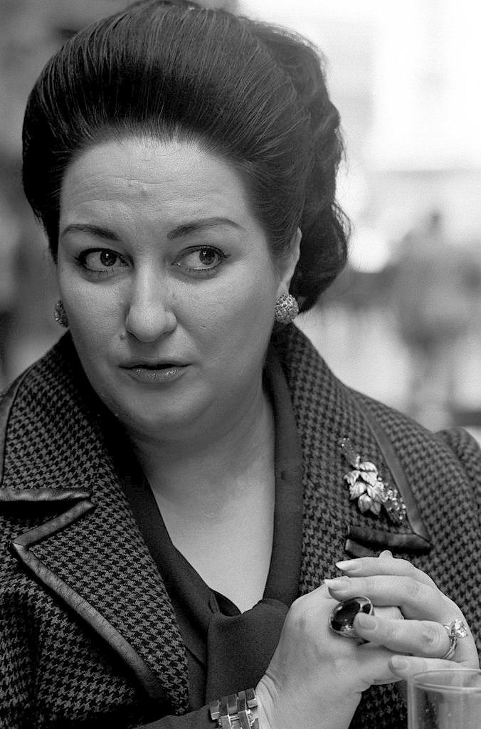 Montserrat Caballé 1971