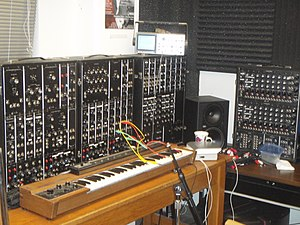 Moog synthesizer - Moog 3P (1968) and Sequencer module