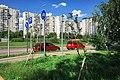 Moscow, Balaklavsky Prospect, a litter of street signs (31086244640).jpg