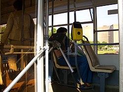 Автоматизированная система контроля проезда