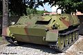 Moscow Suvorov Military School armored vehicles and tanks collection Part2 39.jpg