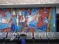 Mosiacs in BAM Train station - panoramio.jpg